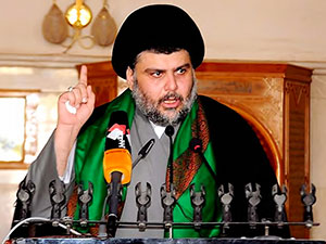 Sadr'dan Abdulmehdi'ye uyarı