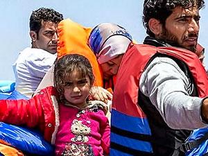 Reuters: Almanya Yunanistan'dan göçmen alacak