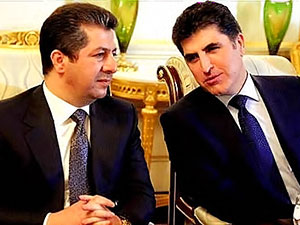 KDP'nin başkanlık ve başbakanlık adayları belli oldu
