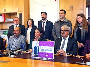 HDP'li 10 milletvekili, Meclis'te açlık grevine başladı