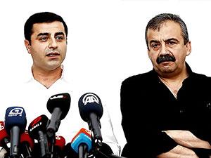 Demirtaş ve Önder'e verilen hapis cezaları onandı