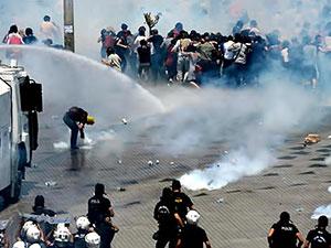 Ankara'da 600 kişiye gezi soruşturması