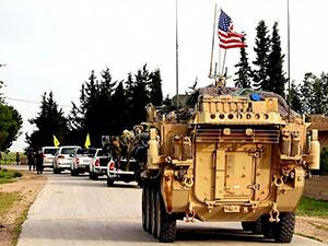 Koalisyonun sözcüsü: Suriye'den çekilme süreci başladı