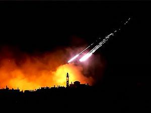 İsrail Suriye'deki İran hedeflerini vurdu