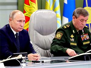 Putin yeni hipersonik füze sisteminin testini izledi