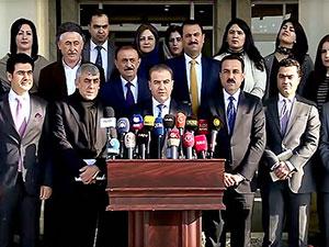 KDP: Hükümet bir an önce kurulmalı