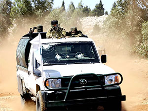 İdlib'de Heyet Tahrir Şam ile ÖSO arasında çatışma