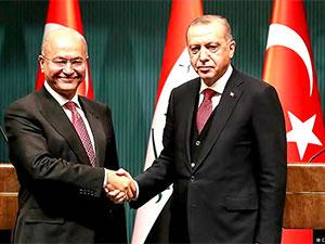 Erdoğan: Irak'ın toprak bütünlüğü siyasetimizin temeli