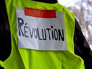 Fransa: Sarı Yeleklilerin hedefi hükümeti devirmek