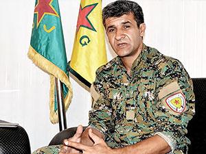 YPG sözcüsü: Suriye'nin toprak bütünlüğü önemli