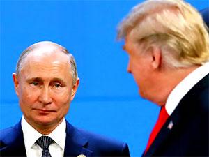 Trump, Putin görüşmesiyle ilgili iddiaları reddetti