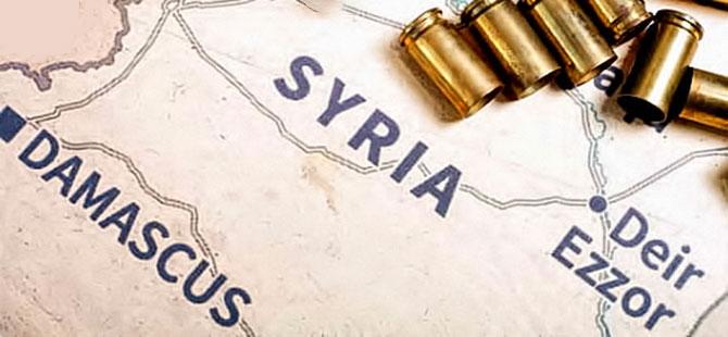 Şam'dan SDG'ye: 'Ya ulusal uzlaşma ya savaş'