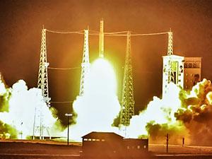 İran'ın uydu fırlatma girişimi başarısız oldu