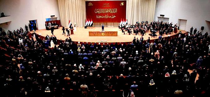 Irak Parlamentosu'ndaki sandalye dağılımı açıklandı