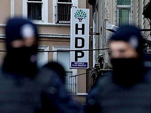 HDP'li belediye başkan adayı gözaltına alındı