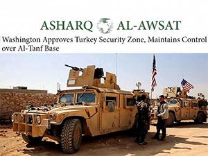 Arap basını iddiası: ABD ile Türkiye 'güvenli bölge' konusunda anlaştı
