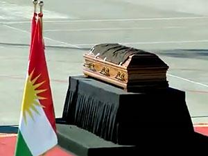Mir Tahsin Beg'in naaşı Kürdistan'da
