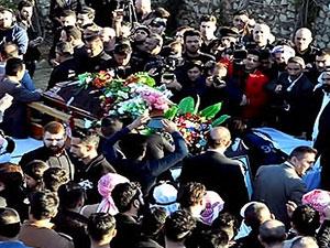 Mir Tahsin Beg son yolculuğuna uğurlandı