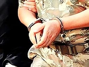 176 muvazzaf asker hakkında gözaltı kararı