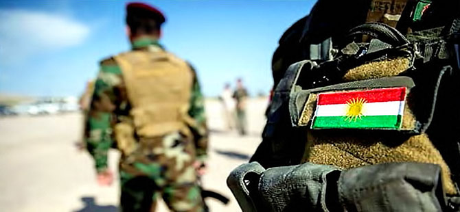 Peşmerge Güçleri'nden IŞİD'e operasyon