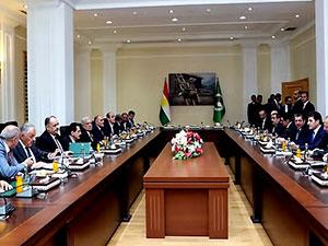 Federal Kürdistan'da önemli toplantı