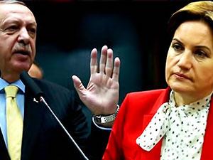 Erdoğan'dan Akşener'e: 'Kaçacak deliği yok'