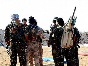SDG, IŞİD'in intihar saldırısı girişimini püskürttü