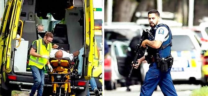 Yeni Zelanda'daki terör saldırısına tepki yağıyor
