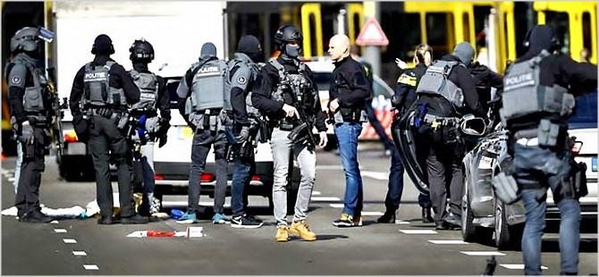 Hollanda polisi: Zanlı ile ölenler arasında bir bağ yok