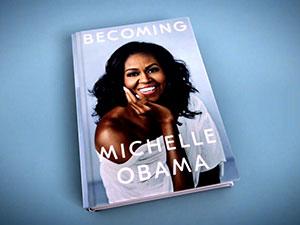 Michelle Obama'nın kitabı 10 milyondan fazla sattı