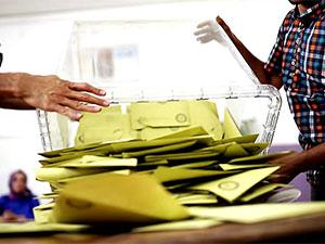İstanbul'da geçersiz oyların yüzde 72'si sayıldı
