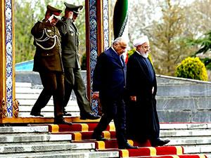 Irak Başbakanı Abdülmehdi Tahran'da
