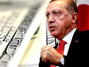 Erdoğan'ın açıklamaları doları yükseltti