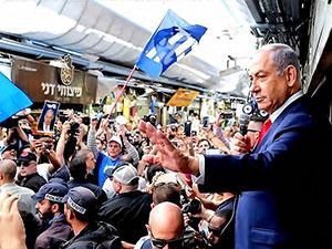 Netanyahu 5. kez Başbakan olmaya yakın