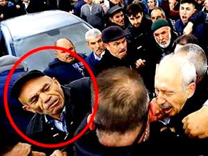 Kılıçdaroğlu'na yumruk atan saldırgan tutuklandı