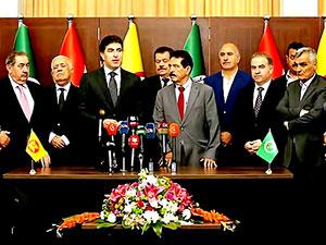 PDK ile YNK nihai anlaşmayı imzaladı