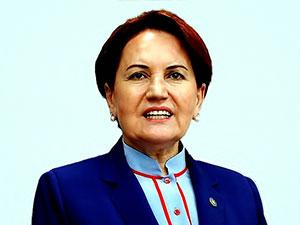 Akşener: Samsun'daki iktidar partisinin şovuydu