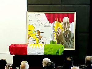 Kızıl Kürdistan'ın kurucusu Wekil Mustafayev Hewler'de toprağa verildi
