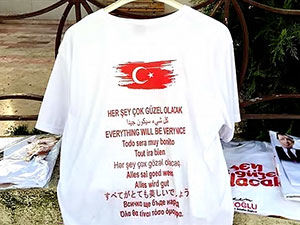 'Kürtçesiz kampanya tişörtü' iddiasına CHP'den yanıt