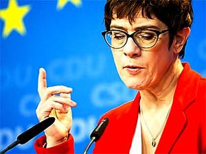 CDU lideri İstanbul seçimlerine ilişkin konuştu