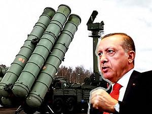 Erdoğan: S400 Nisandan itibaren faal hale gelecek