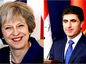 Neçirvan Barzani: İngiltere'yi stratejik bir ortak olarak görüyoruz