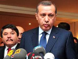Erdoğan: İhbar mektubu gelmedi