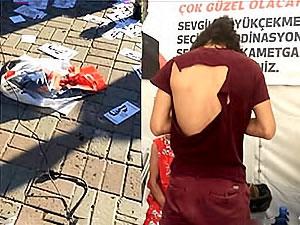 CHP seçim standına art arda iki saldırı