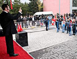 Pamukoğlu'nu 50 kişi dinledi!