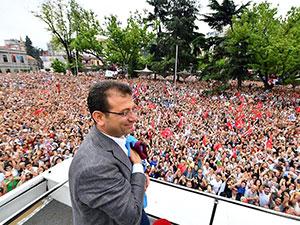 İmamoğlu Trabzon'da konuştu: Neymiş? Ekrem, Pontus'muş, teröristmiş