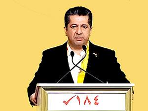 Mesrur Barzani yeni kabineyi kurmakla görevlendirildi