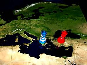 Türkiye ve Yunanistan'dan karşılıklı NAVTEX