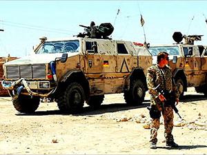 ABD Suriye'de Alman askeri istiyor