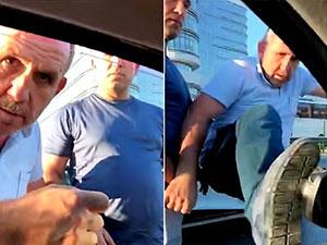 Pendik'te araca saldıranlar tutuklandı